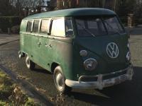 66 Velvet Green Kombi