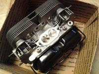 sweet coated vw valve covers & bails from CA Mike