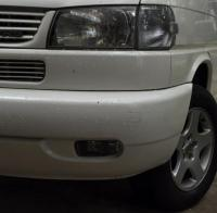 Eurovan EVC 1997 Fog Light Retro Fit
