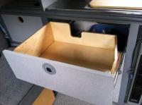 evc added drawer