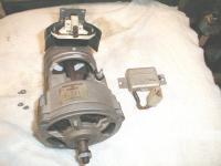 AL-82X Alternator, Motorola Voltage Regulator