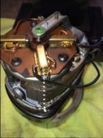 Wiper motor brush spring replacement