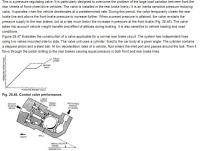 Brake Pressure Regulating Valve