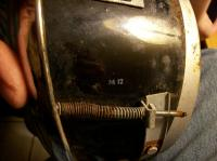 March '54 sealed beam headlights