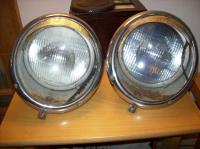 March '54 sealed beam headlights