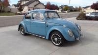1963 Bug Before Restoration