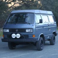 My '87 Syncro Westy