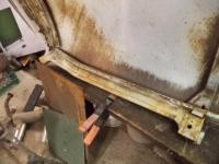 More rust repair