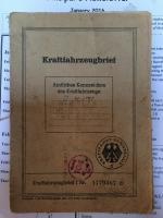 Original 1952 Split registration