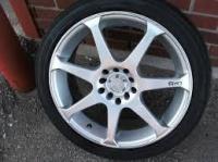 Low Profile Tire