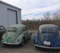 A couple of splits courtesy of J-3 Restorations in Tennessee