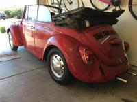 1971 Beetle Convertible