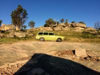 More wanderings with Grünhilde in the outback