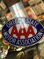 Or AAA badge