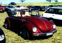1975 VW Cabriolet