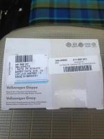 VW T2 CV Boots