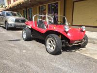 Buggy, downtown