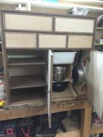 Vanagon kitchen