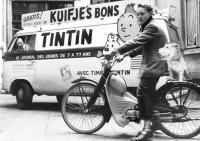 Tintin bus