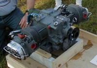 1/2 VW Engine modification