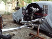 USVI 2387cc Built engine.