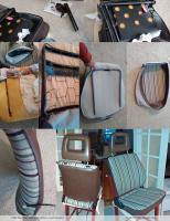 Westfalia seat restoration with seat heaters
