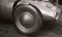 drilled wheel