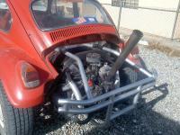 Stolen engine
