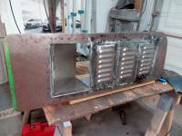 ac unit panel