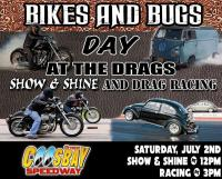 Bikes and Bugs event on July 2nd, 2016 in Coos Bay..