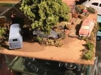 Diorama built by Greg