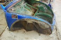 356 Pre-A coupe replica