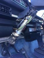 steering column ground