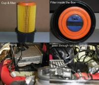 Air filter Mod