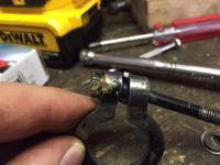 distributor clamp bolt