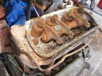 RUSTY 64 1500S - NOTCHBACK