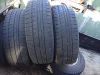 16's  Nokia tires