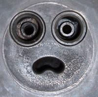 Unhappy Head