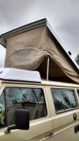 1983.5 Westfalia restoration replace pop top tent