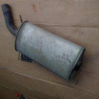 Factory Eurovan Exhaust for VR6