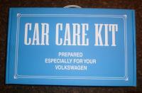 Reproduction Car Care Kit