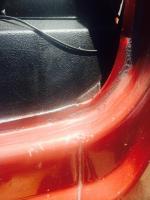 Vanagon windshield lip