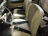 Ghia seatbelts