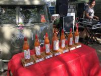 No Dough Bus Show Port Orange, FL trophies