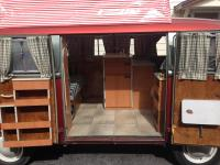 Dormobile custom camper build