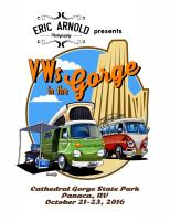 Eric Arnold Photography presents VWs in the Gorge