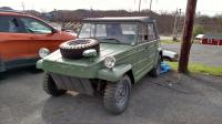 Modified 1973 VW Thing (Kubelwagen mod)