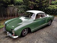 1958 Lowlight Karmann Ghia