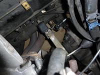 5 speed gear shifter bracket relay fix