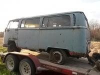 1969 nine passenger